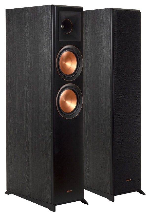 Klipsch RP-6000F 5.0 Speaker Package Es_kl137