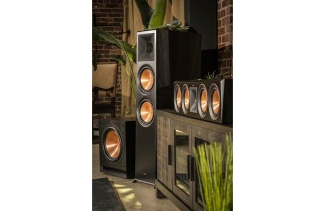Klipsch RP-6000F 5.0 Speaker Package Es_kl140
