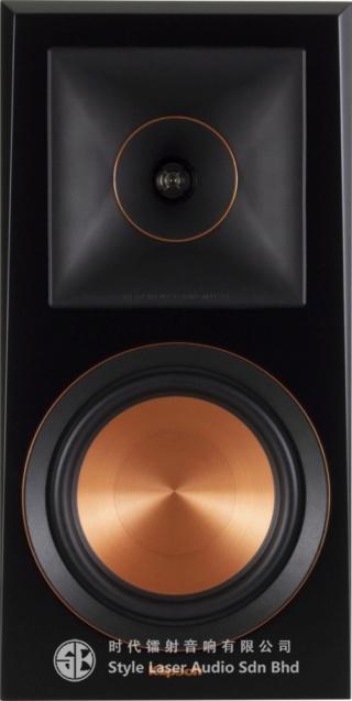 Klipsch RP-600M Bookshelf Speaker Es_kli36