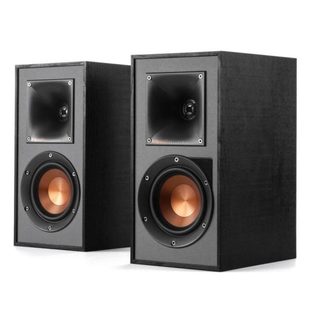 Klipsch R-41PM Power Monitor Speaker With Bluetooth and Phono Input Es_kli83