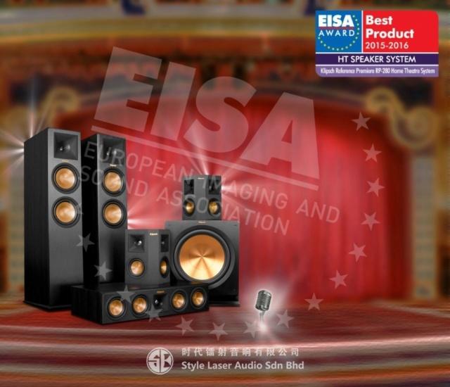 Klipsch RP-280F Floorstanding Speaker (Sold Out) Es_kli94