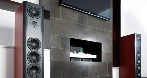 Krix Neuphonix MK1 Floorstanding Speakers Made in Australia Es_kri14