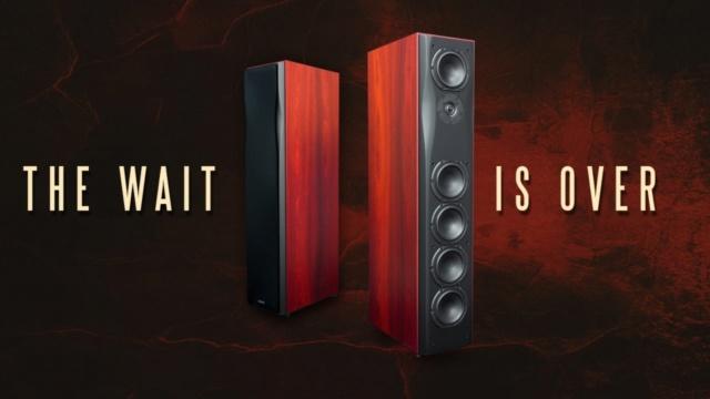 Krix Neuphonix MK1 Floorstanding Speakers Made in Australia Es_kri15
