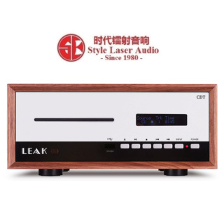 Leak CDT CD Player (Walnut) Es_lea11
