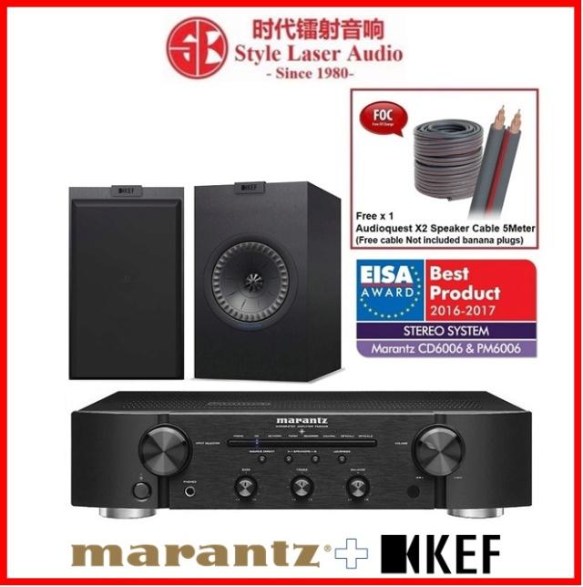 Marantz PM6006 + KEF Q350 Hi-Fi System Package Es_mar93