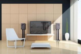 Mission LX-3 MKII Bookshelf Speaker Es_mis36