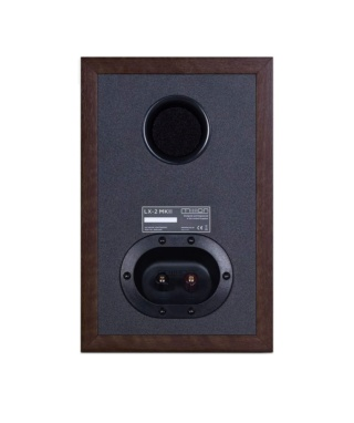 Mission LX-2 MKII Bookshelf Speaker Es_mis40