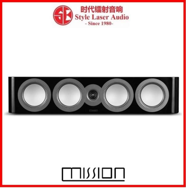 Mission ZX-C2 Center Speaker Es_mis46