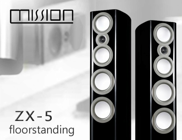 Mission ZX-5 Floorstanding Speaker Es_mis49