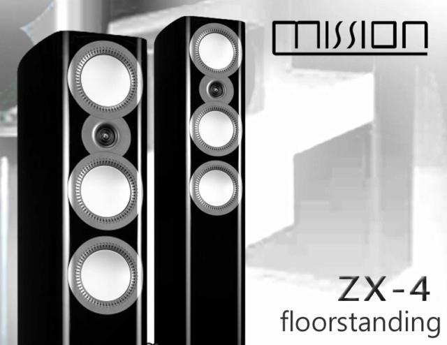 Mission ZX-4 Floorstanding Speaker Es_mis55
