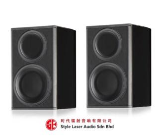 Monitor Audio Platinum PL100 MKII Bookshelf Speaker Es_mon47