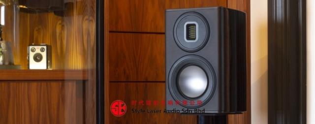 Monitor Audio Platinum PL100 MKII Bookshelf Speaker Es_mon49