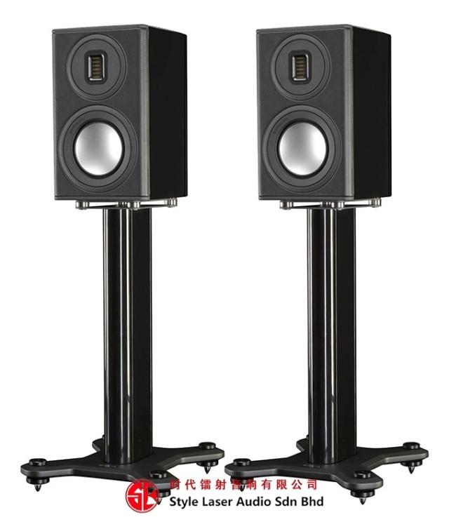 Monitor Audio Platinum PL100 MKII Bookshelf Speaker Es_mon50