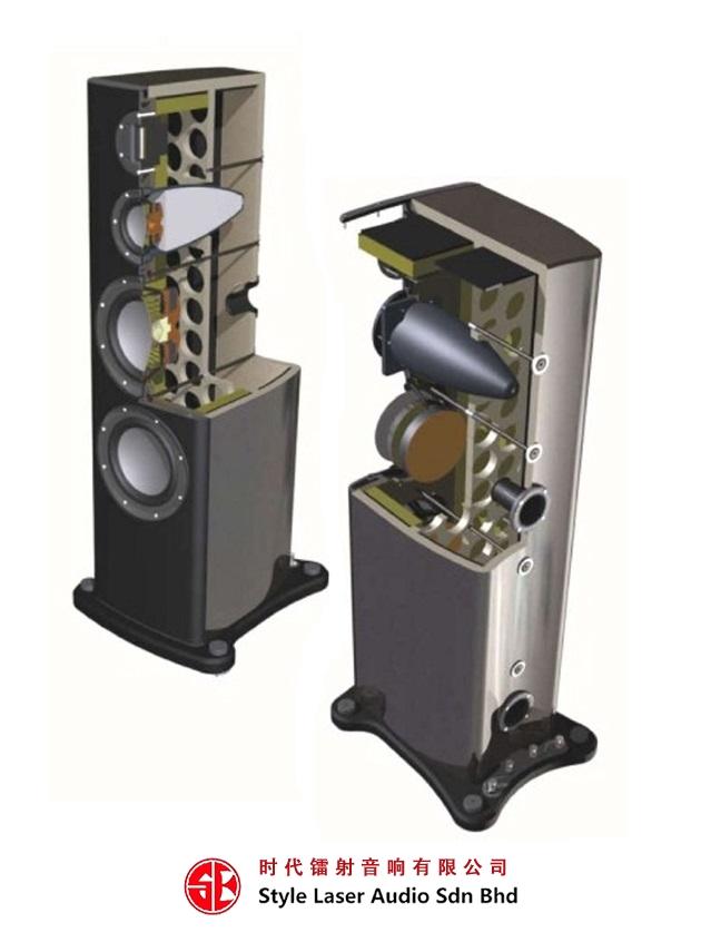 Monitor Audio Platinum PL300 MKII Floorstanding Speaker Es_mon63