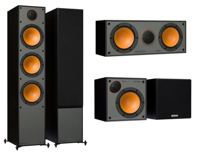 Monitor Audio Monitor 300 5.0 Speaker Package Es_mon72