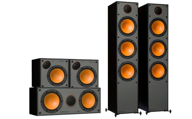 Monitor Audio Monitor 300 5.0 Speaker Package Es_mon73