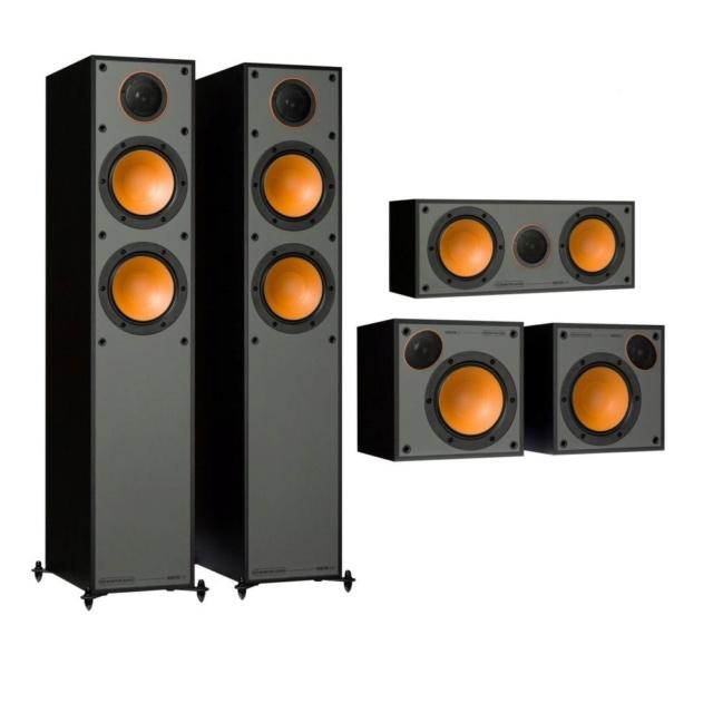 Monitor Audio Monitor 200 5.0 Speaker Package Es_mon77