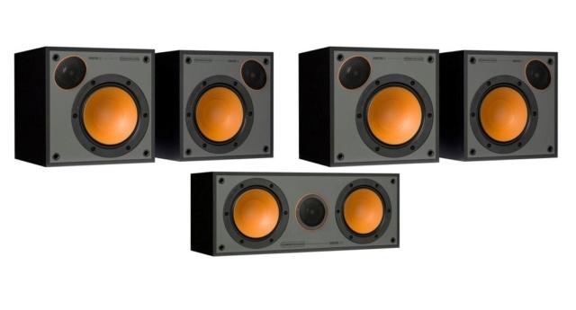 Monitor Audio Monitor 50 5.0 Speaker Package Es_mon83
