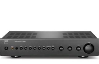 NAD C 165BEE + NAD C 298 Pre and Power Amplifier Package Es_nad45