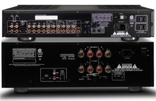 NAD C 165BEE + C 275BEE Pre and Power Amplifier Package Es_nad50