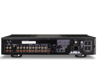 NAD C 165BEE + C 275BEE Pre and Power Amplifier Package Es_nad54