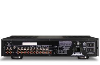 NAD C 165BEE + C 268 Pre and Power Amplifier Package Es_nad58