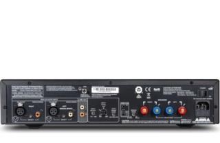 NAD C 165BEE + C 268 Pre and Power Amplifier Package Es_nad60