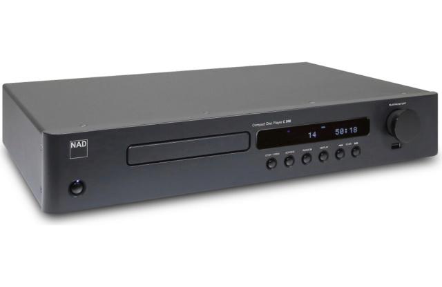NAD C 568 Compact Disc Player Es_nad63