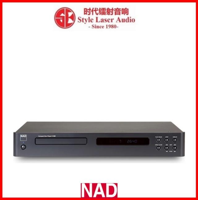 NAD C 538 Compact Disc Player Es_nad64