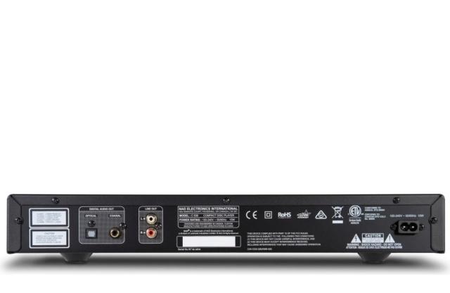 NAD C 538 Compact Disc Player Es_nad65