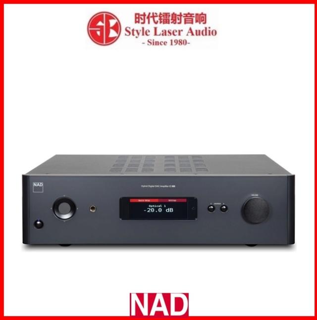 NAD C 388 Hybrid Digital DAC Amplifier Es_nad79