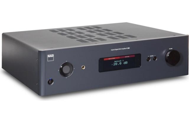 NAD C 388 Hybrid Digital DAC Amplifier Es_nad81