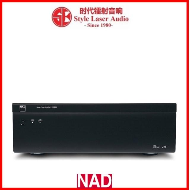 NAD C 275BEE Stereo Power Amplifier Es_nad82