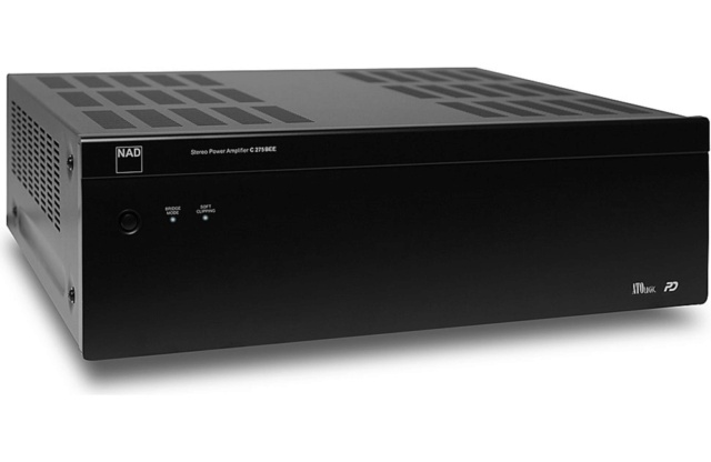 NAD C 275BEE Stereo Power Amplifier Es_nad83