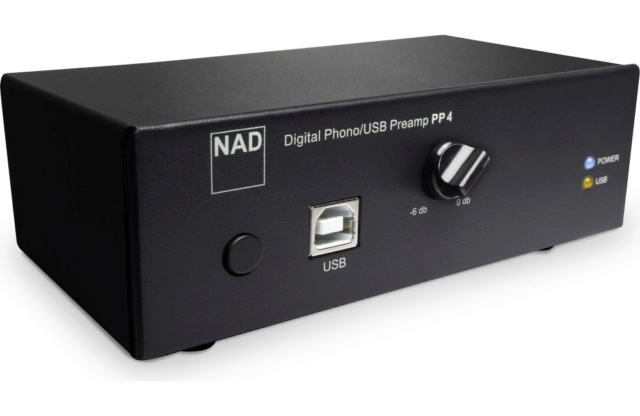 NAD PP 4 Digital Phono USB Preamplifier Es_nad89