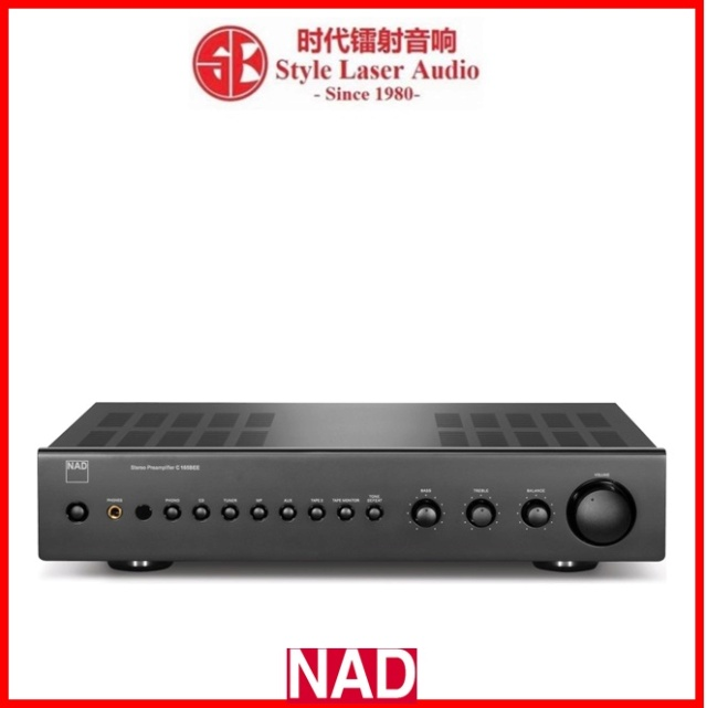 NAD C 165BEE Stereo Preamplifier Es_nad91
