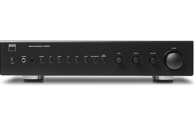 NAD C 165BEE Stereo Preamplifier Es_nad92