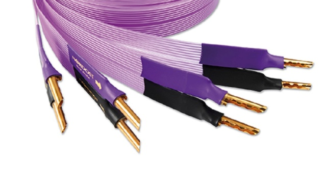 Nordost Purple Flare 2.5m Speaker Cable Made In USA (Sold Out) Es_nor14