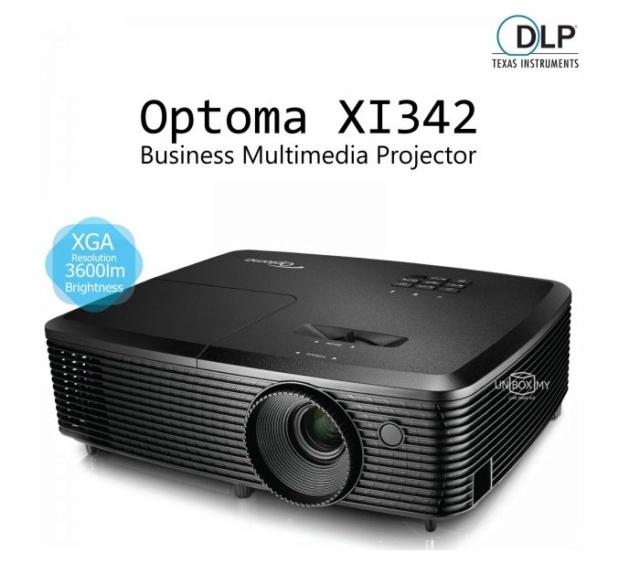 Optoma XI342 DLP XGA Projector Es_opt12