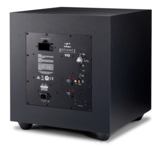 "Paradigm Defiance V12 12"" Powered Subwoofer Es_par19"