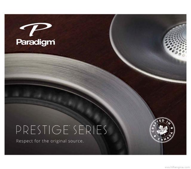 Paradigm Prestige 45C Center Speaker Es_par23