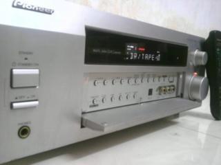 Pioneer VSX-811S Audio Amplifier Es_pio24