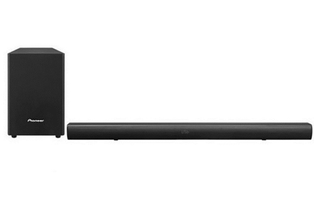 Pioneer SBX-301 Soundbar Bluetooth Soundbar With Wireless Subwoofer Es_pio37