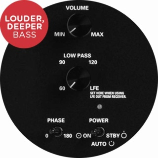 Polk Audio PSW 111 8-Inch 300 Watt Compact Powered Subwoofer Es_pol12