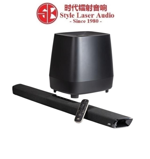 Polk Audio Magnifi 2 Soundbar With Wireless Subwoofer Es_pol12