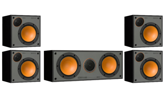 Monitor Audio Monitor 50 5.0 Speaker Package Es_pro11