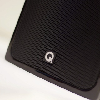 Q Acoustics BT3 Wireless Active Bookshelf Speakers Es_q-a25