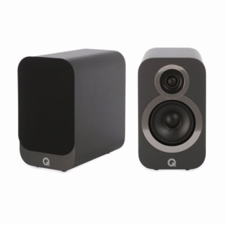 Q Acoustics Q 3010i Bookshelf Speaker Es_qac12