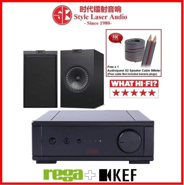 Rega io + KEF Q350 Hi-Fi System Package Es_reg40