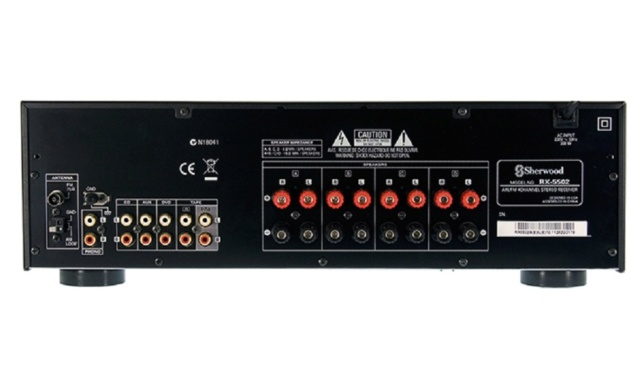 Sherwood RX5502 4Ch Receiver With FM Tuner (Sold Out) Es_she14